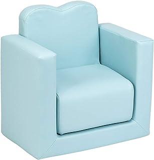Table et Chaise multifonctionnelles pour Enfant, Ensemble de canapé pour Enfants en Cuir PU, Mini canapé, Chaise pour Tout...