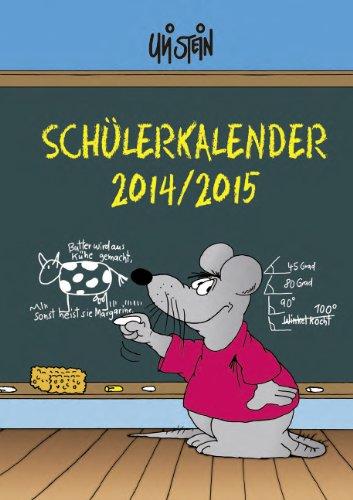 Schülerkalender 2014/15