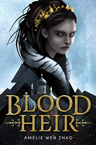 Amazon.com: Blood Heir eBook: Zhao, Amélie Wen: Kindle Store