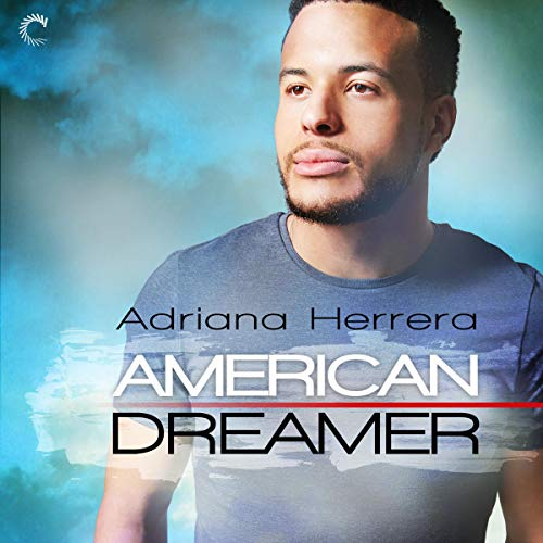 American Dreamer audiobook cover art