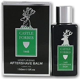CASTLE FORBES 1445 BÁLSAMO AFTERSHAVE 150 ml - SIN PARABENOS ; No Artificial colores o Fragancias ; no testado en animales