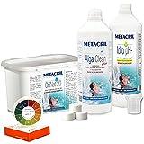 Metacril Starter Kit Oxi per Trattamento sanificante Acqua a Base di Ossigeno Attivo. Ideale per...