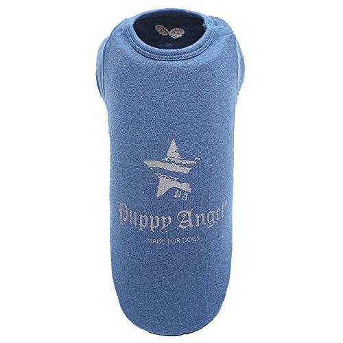Puppy Angel Everyday T-Shirt pour Chien Bleu Taille 5XL
