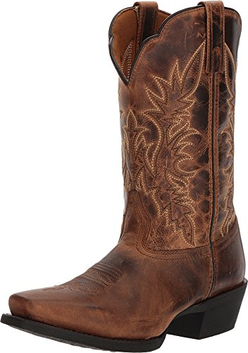 Laredo Women's Cowboy Western Boot, Tan, 9