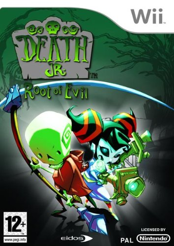 Death Jr.:Root of Evil