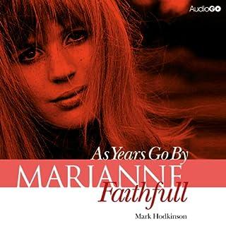 Marianne Faithfull cover art