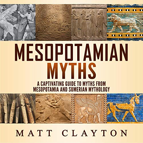 Mesopotamian Myths  By  cover art