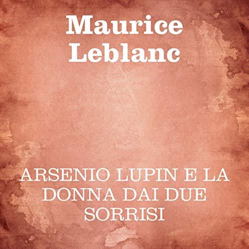 Arsenio Lupin e la donna dai due sorrisi cover art