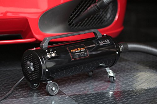 Product Image 4: JUST INTRODUCED! Air Force Master Blaster Revolution with 30′ Hose MB-3CDSWB-30 MB-3CD SWB-30