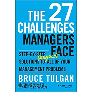 The 27 Challenges Managers Face cover art