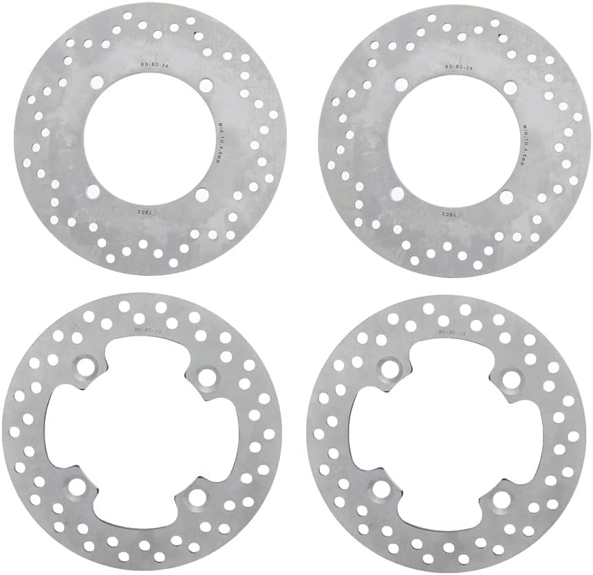 Race Driven Front and Rear Standard Brake In a popularity Popular product Rotors Polar Discs for