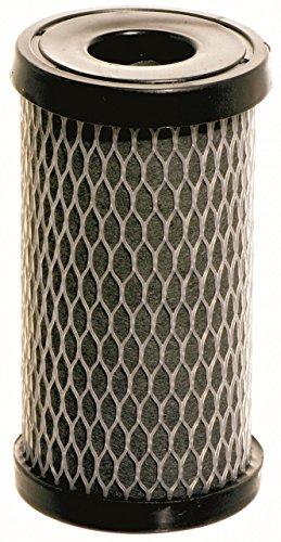 YACHTICON Aktivkohle imprägnierter Zellulose Filter klein 4 7/8' (123,83mm)