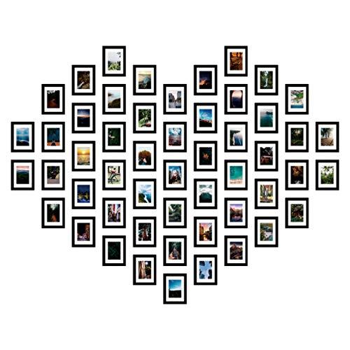 Cadres photo Fond Mur Photo Mur décoratif Mur Peinture décorative irrégulière Combinaison Photo Mur Salon canapé Peinture décorative Murale escalier Photo Mur décoration Peinture