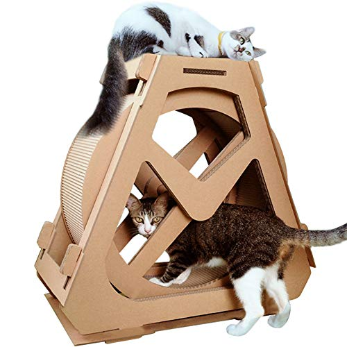 Creation Core Multi-Level Cat Wheel