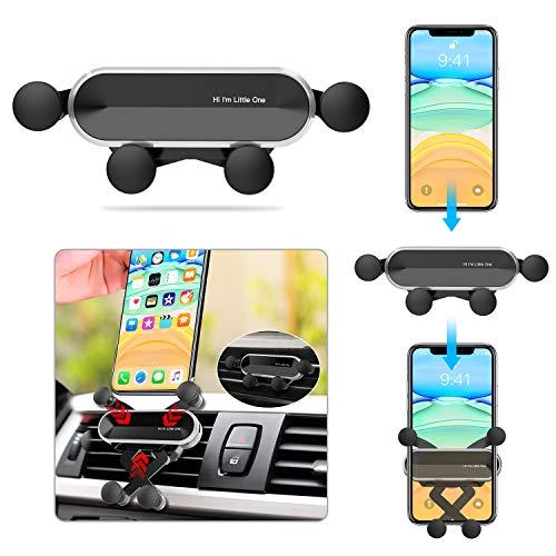Ossky Handyhalterung Auto Handyhalter fürs Auto KFZ Smartphone Halterung Handy Halter für Auto für Xs Max, XR, X, 8, 7, 6, Samsung S10 S9 S8 S7 S6, Huawei, andere Smartphone
