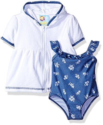 Baby Buns Girls' W03832, Multi, 6-9M