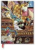 Paperblanks Hardcover Notizbücher Jungfernfahrt | Unliniert | Ultra (180 × 230 mm)
