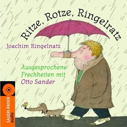 Ritze, Rotze, Ringelratz Titelbild