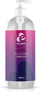 EasyGlide EG006 - siliconen glijmiddel - 1 stuk, doorzichtig, 1000ml