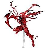 Cafele Amazing Yamaguchi Venom Carnage Action Figure Toy