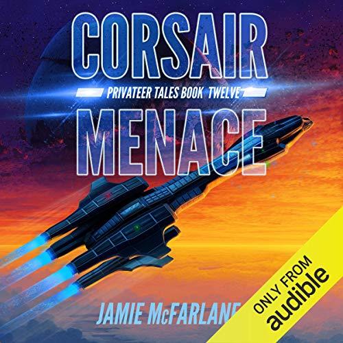 Corsair Menace cover art
