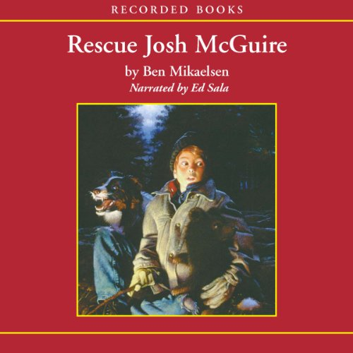 Rescue Josh McGuire audiobook cover art