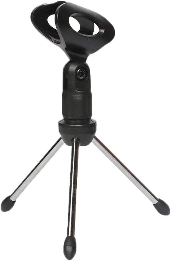Generic Desktop Microphone Stand Foldable 28-30m Tripod for San Diego Mall Elegant Rack