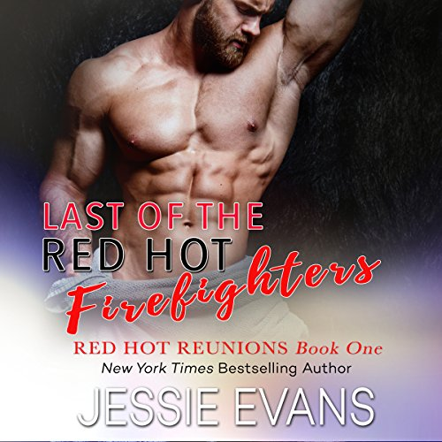 Last of the Red Hot Firefighters audiobook cover art
