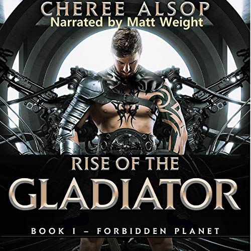 Rise of the Gladiator cover art