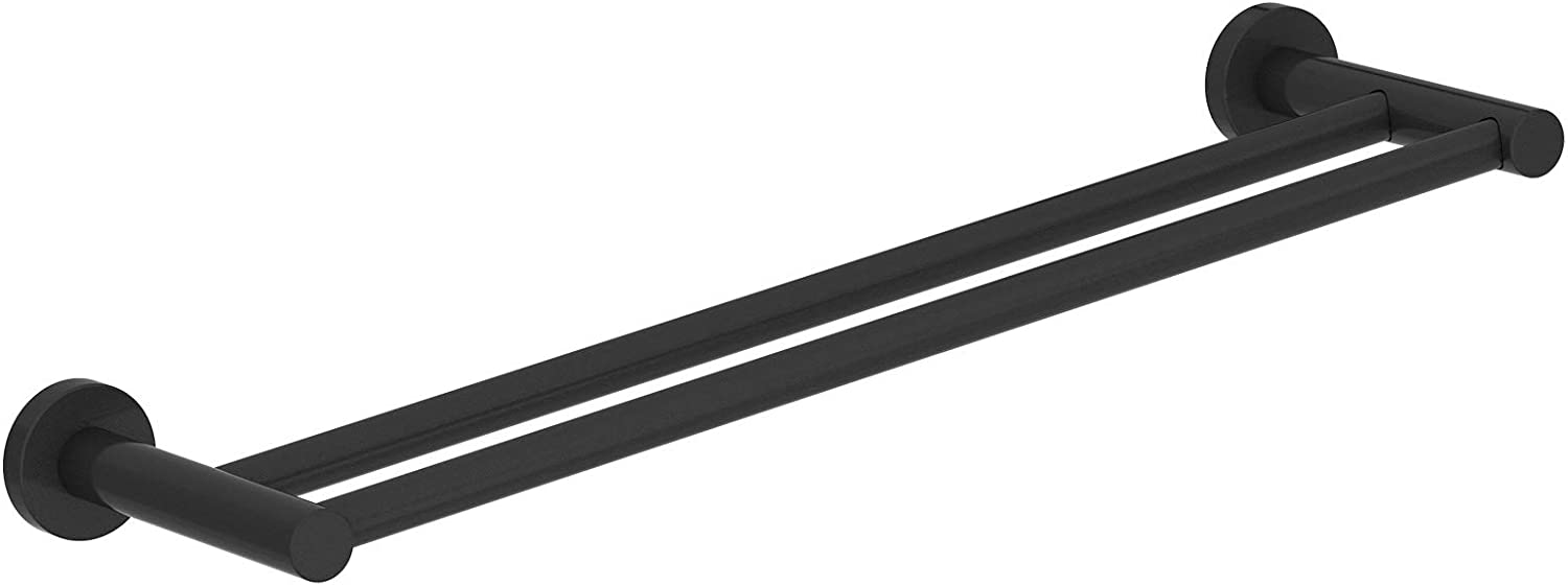 Symmons 18  Double Towel bar, 353DTB-18-MB