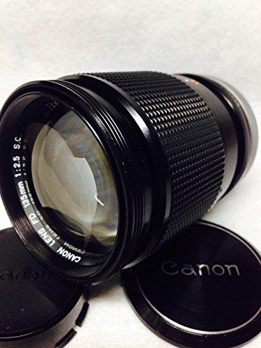 Canon FD 135mm f2.5 S.C.