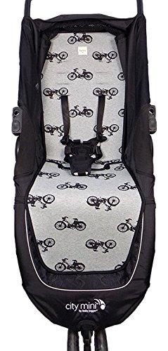 Fundas BCN F61-93E99B - Colchoneta para Baby Jogger City Mini
