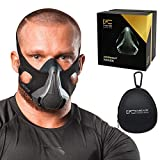 CASCADE FITNESS GEAR Training Mask, 25 Resistance Levels.