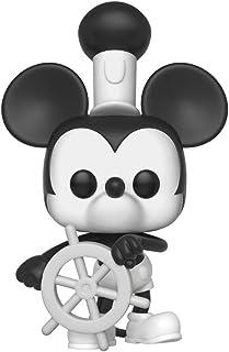 Funko pop 32182 Vinyl Disney Mickey's 90th Anniversary Steamboat Willie Multi