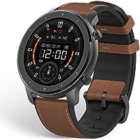Amazfit Men's GTR Smartwatch, Aluminium