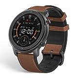 Amazfit GTR 47mm Reloj Inteligente Smartwatch Deportivo AMOLED de 1.39',GPS + GLONASS integrado ,Frecuencia cardíaca Continua de 24 Horas, Larga duración de batería,12 Deportes Diferentes