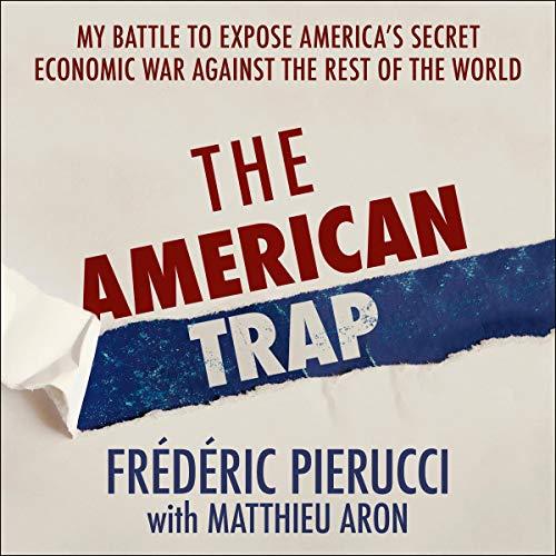 Couverture de The American Trap