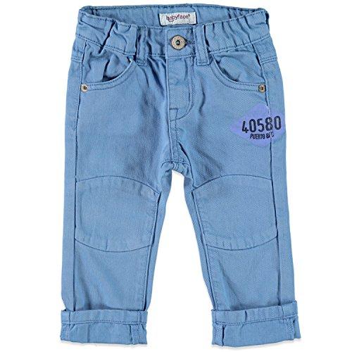 Babyface Baby Jungen Jeans, Blau, Größe 74