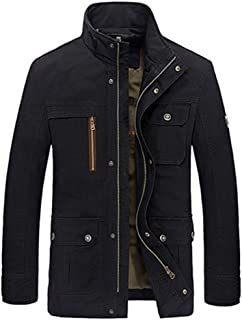 Bomber Denim Men Jacket Jean Military Army Cotton Male Clothing Mens Jackets Coats 1516A