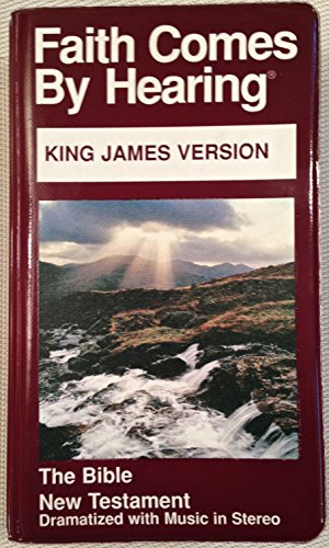The Bible on Cassette New Testament (New Kings James Version, Faith Comes By Hearing)