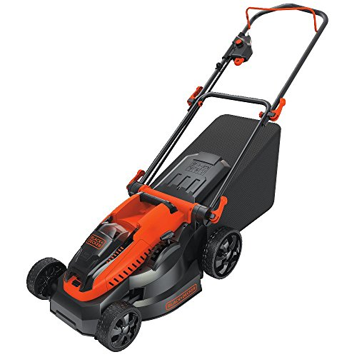 Black & Decker SPCM1936 19-Inch 36-Volt Cordless Electric Self-Propelled Lawn Mower