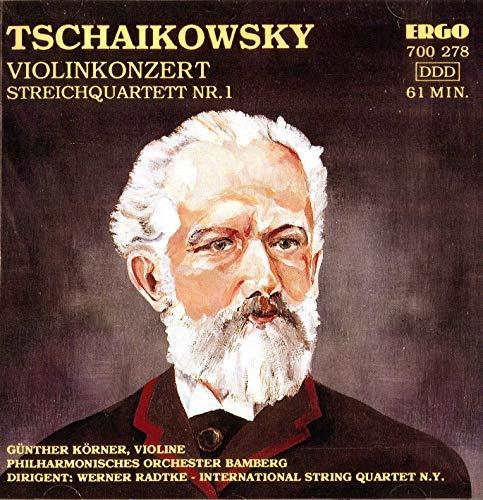 Violinkonzert/Streichquartett
