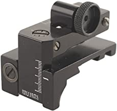 Williams FP-AG Receiver Peep Sight with Target Knobs