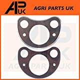 APUK Spin on Engine Oil Filter Conversion Kit Compatible with Fordson Dexta Super Dexta Tractor