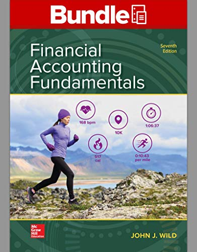 Download Financial Accounting Fundamentals + Connect Access Card 126058125X