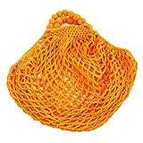 Mininetz Dederon Farbe orange absolutes Kultobjekt dehnbares Netz aus DDR Zeiten