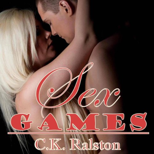 Sex Games audiobook cover art