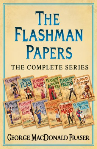 The Flashman Papers: The Complete 12-Book Collection (English Edition)