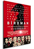 Poster Birdman or (The Unexpected Virtue of Ignorance) -