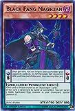 Yugioh 1st Ed Black Fang Magician PEVO-EN004 Ultra Rare 1st Edition Pendulum Evolution Cards